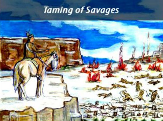 maze-of-lost-souls-taming-of-savages